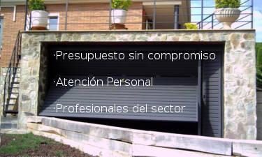 Presupuesto Puerta Garaje Automatica Girona